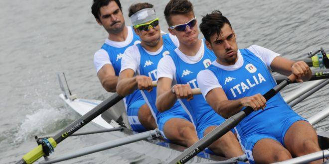 Rio 2016, canottaggio ancora di bronzo: terzo il 4 senza PL