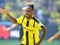 Aubameyang Borussia Dortmund-Mainz Bundesliga