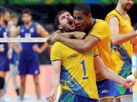 Brasile-Italia finale pallavolo maschile Rio 2016