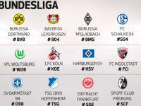 Bundesliga 2016-2017 logo