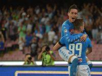 Callejon-Milik Napoli Serie A, foto Ansa