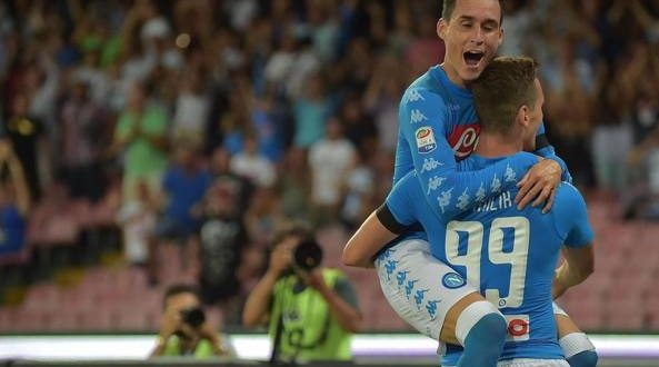 Champions League, Dinamo Kiev-Napoli: azzurri a caccia dei tre punti. Le formazioni