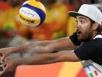 Daniele Lupo beach volley Italia Rio 2016