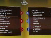 Europa League italiane sorteggio