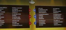 Europa League, sorteggio soft: Inter col Southampton, Roma e Sassuolo no United