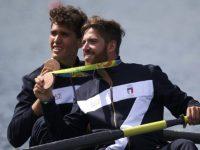 Giovanni Abagnale e Marco Di Costanzo canottaggio Rio 2016