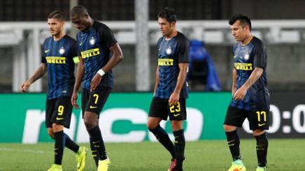 Serie A, 1ª giornata/2: Napoli flop, Inter disastro. Show a Bergamo e Genova