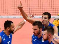Italia-Brasile Italvolley maschile Rio 2016