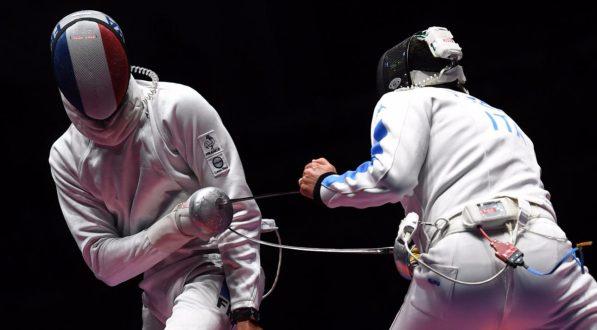 Rio 2016: la spada a squadre maschile s'arrende alla Francia ma è un ottimo argento