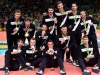 Italvolley maschile argento Rio 2016