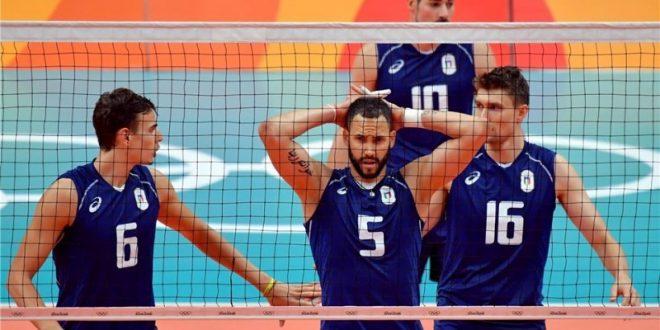 Rio 2016, Italvolley si rilassa e perde l'ultima del girone col Canada. Ora l'Iran
