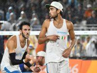Lupo-Nicolai Italia-Brasile finale beach volley Rio 2016