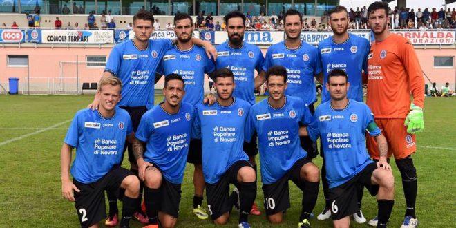 Serie B 2016/2017: presentazione Novara