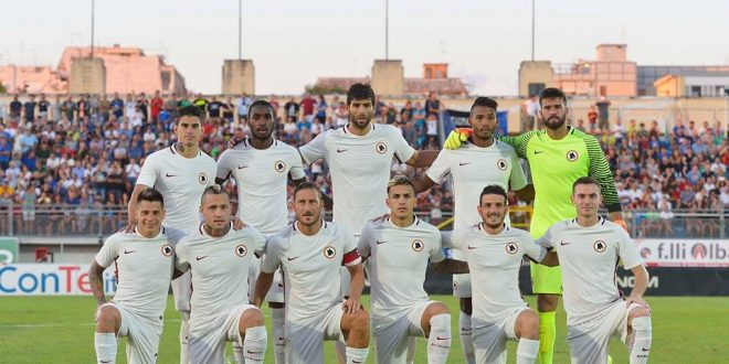 Serie A 2016/2017: presentazione Roma