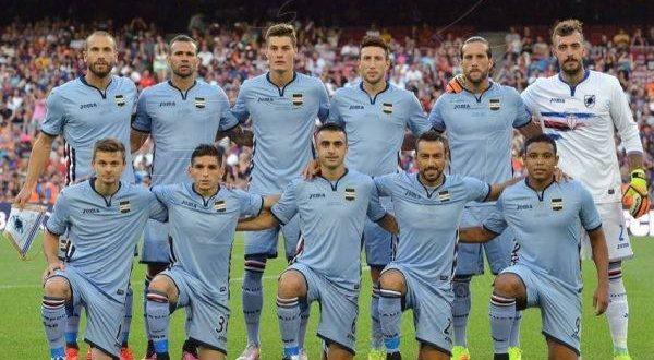 Serie A 2016/2017: presentazione Sampdoria