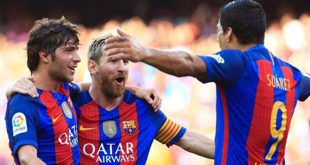 Liga, 1ª giornata: il Barça già a tennis, il Real risponde, l'Atletico no. Il riepilogo
