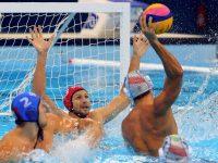 Settebello Italia-Serbia Rio 2016