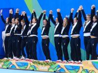 Setterosa argento olimpico a Rio 2016, foto Andrea Staccioli/Deepbluemedia/Insidefoto