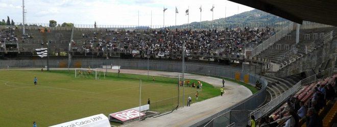 Serie B, Ascoli-Cesena rinviata: urgono verifiche post-terremoto al Del Duca