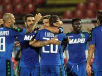 Stella Rossa-Sassuolo Calcio Europa League 2016/2017 - play of