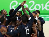 Team USA oro olimpico basket Rio 2016