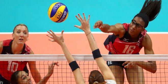 Rio 2016: l'Italvolley va a sprazzi ma contro gli USA è il quarto k.o.