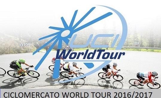 Ciclomercato WorldTour 2016/2017: tutti gli affari