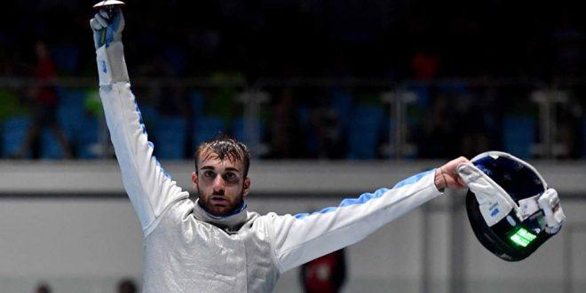 Rio 2016, l'Italia s'è desta: fioretto d'oro di Daniele Garozzo