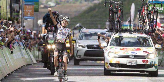 Lachlan Morton si aggiudica il Tour of Utah 2016