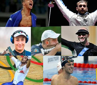 Rio 2016, Italia Team 8 ori: ecco le imprese olimpiche azzurre