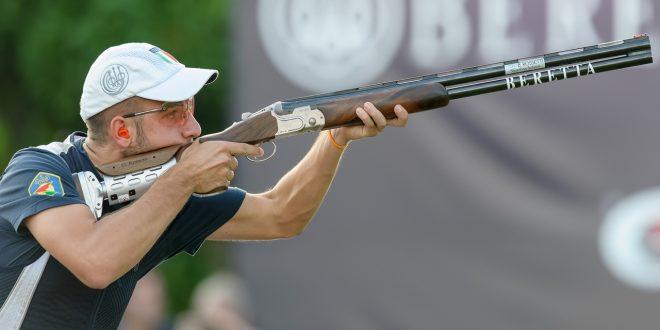 Rio 2016, ancora un tiro d'oro: Rossetti trionfa nello skeet