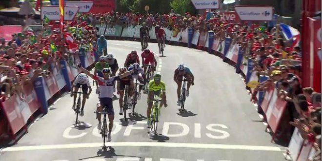Vuelta a Espana 2016, spunta Van Genechten. Secondo Bennati