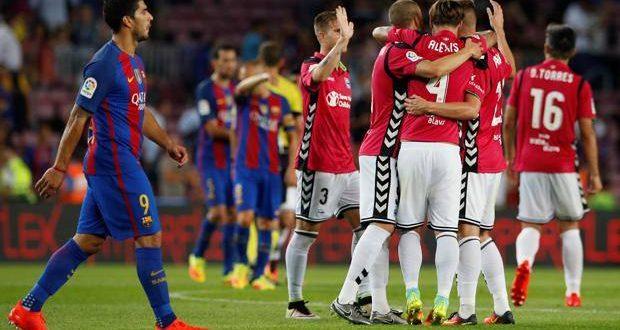 Liga, 3ª giornata: Barcellona, che tonfo! Il Real se ne scappa; bentornato Atletico!