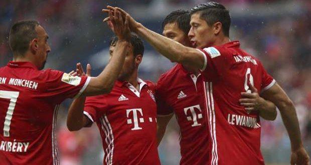 Bundesliga, analisi 3ª giornata: Bayern già da record, Hertha sorpresa, Dortmund ok