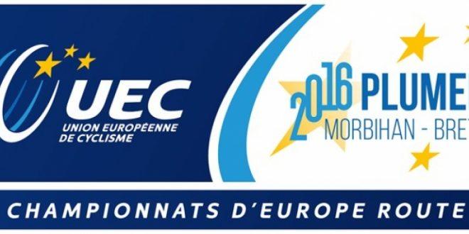Campionati Europei ciclismo su strada Plumelec-Morbihan 2016: il programma e la guida tv