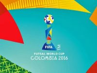 Fifa Futsal World Cup 2016, logo ufficiale