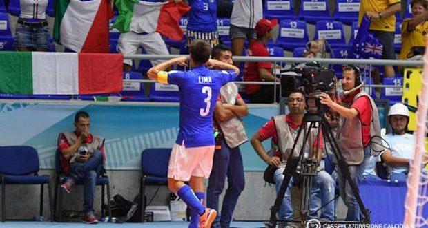 Mondiali calcio a 5, l'Italia liquida pure il Vietnam: in scioltezza agli ottavi