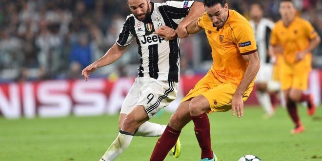 Champions, 5ª giornata: ecco una notte da leoni, Siviglia-Juventus mette in palio gli ottavi