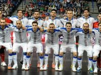Italia Nazionale calcio a 5 agli Europei 2016