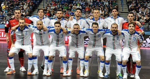Mondiali calcio a 5 Colombia 2016: per l'Italia domani test con l'Uzbekistan