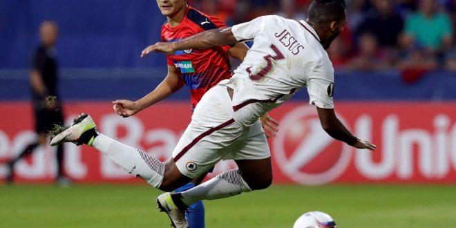Europa League, Viktoria Plzen-Roma 1-1: pari non entusiasmante per Spalletti