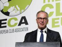 Karl Hainz Rummenigge, presidente ECA