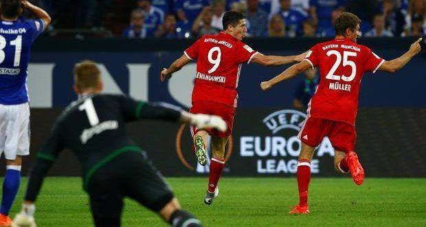 Bundesliga, 2ª giornata: Bayern, chi ti ferma? Hertha a gonfie vele; ahi Dortmund
