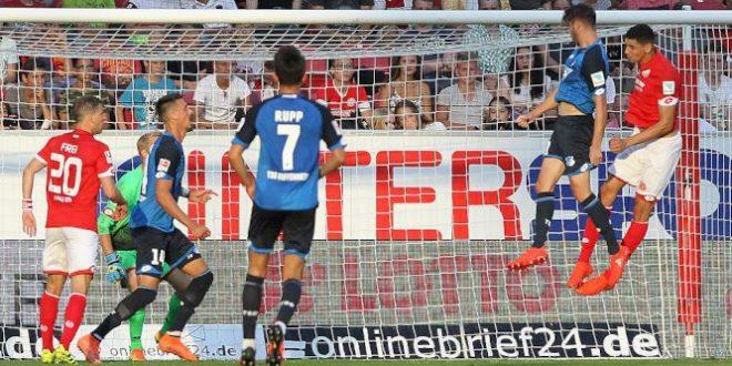 Bundesliga, 2ª giornata: Werder sciupone; Mainz-Hoffenheim 4-4 da infarto!