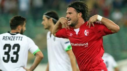 Serie B, anticipi 4ª giornata: Bari, era ora! Pari Carpi-Frosinone; urlo Vicenza a Salerno