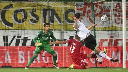 Serie B 3ª giornata: Cesena-Carpi 1-0, decide un lampo di Djuric a 5' dalla fine