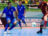Russia-Thailandia Mondiali calcio a 5