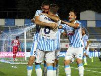 Spal-Vicenza Serie B, foto LaPresse