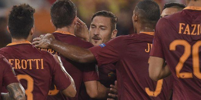 Europa League, 4ª giornata: Austria Vienna-Roma e Sassuolo-Rapid Vienna, le formazioni