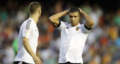 Liga, 3ª giornata: Valencia, in casa è una tragedia! Incredibile Eibar, Athletic di misura